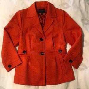 Banana Republic Women's Orange Blazer